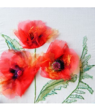 Book Project 7: Project Pack for Oriental Poppies