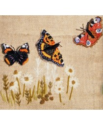 3D British Butterflies: Set 1