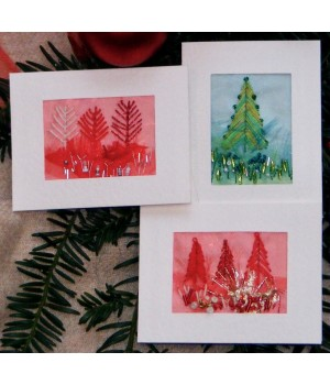 Christmas Cards kit (red)