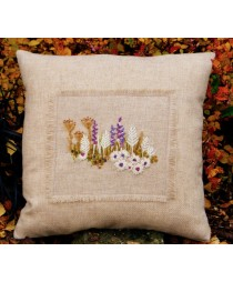 Heathland Heather Cushion kit