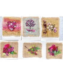 Cherry Blossom Cards Kit