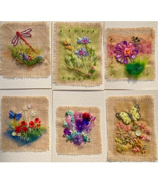 Garden Delights Cards Kit