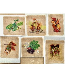 Nature's Harvest Cards Kit
