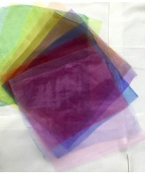 Organza: Mixed colours pack