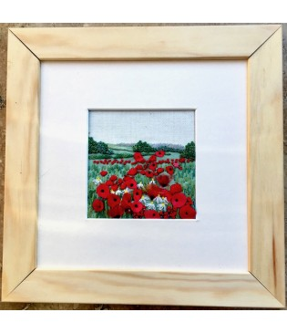 Book Project 6: Project Pack for Poppy Fields