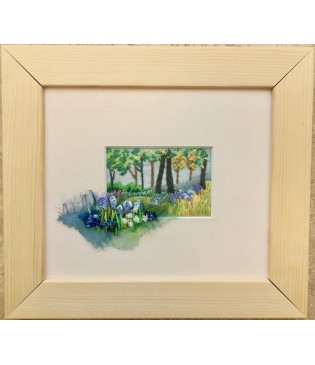 Book Project 2: Project Pack for Woodland with Bluebells